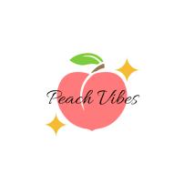 Peach Vibes logo
