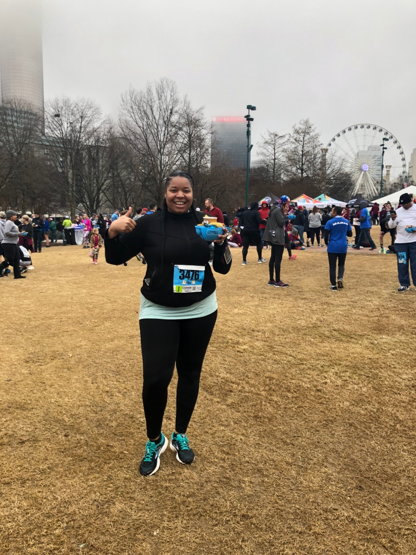 Downtown Atlanta 5K Run